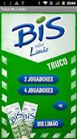 Screenshot of Truco Bis Limão