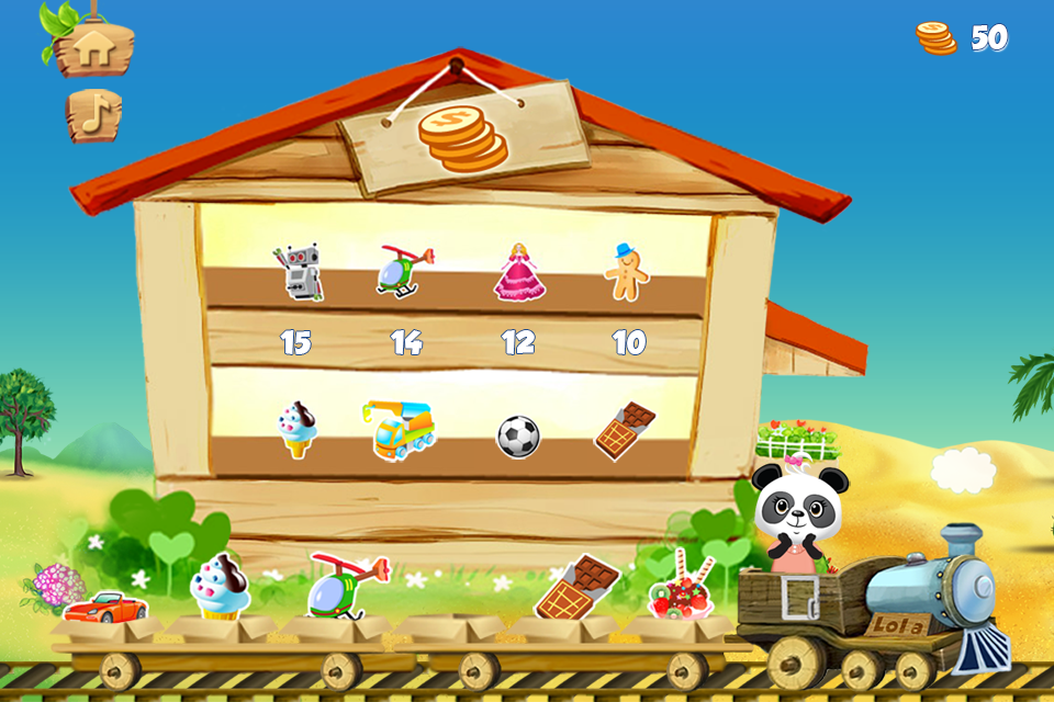 Lola's Alphabet Train FREE - screenshot