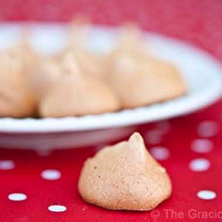 Clean Eating Meringue Cookies.