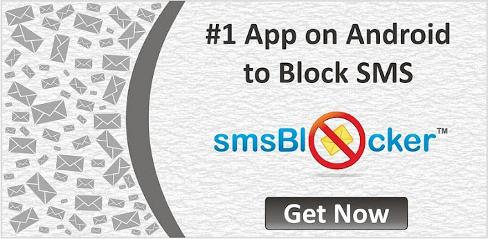 sms Blocker - AWARD WINNER