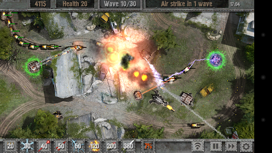 Defense Zone 2 HD Screenshot 9