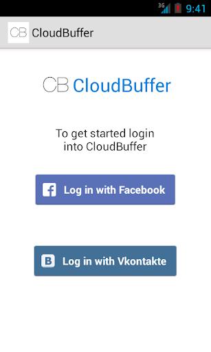 CloudBuffer