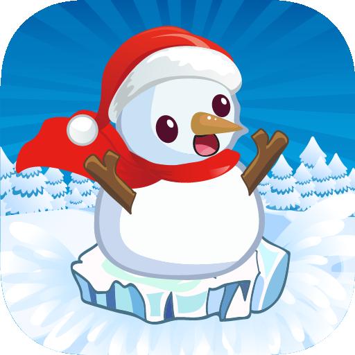 休闲のSnowman Jump - Christmas Games LOGO-記事Game
