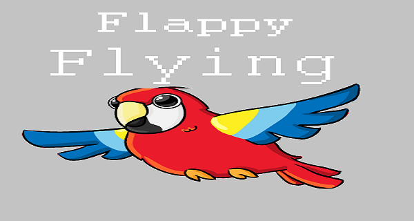 Flappy Flying - screenshot