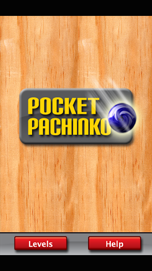 Pocket Pachinko Free screenshot for Android
