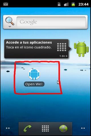 Open Web Developer Console