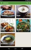 Screenshot of Whisk Recipes & Shopping List