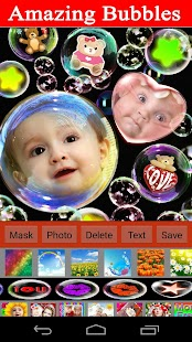Bubbles Photo - screenshot thumbnail