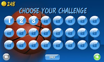 Screenshot of Hoopz Basketball