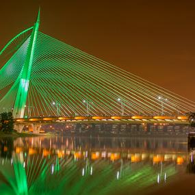 bridge by Johan Muliawan - Buildings & Architecture Bridges & Suspended Structures ( bridge,  )