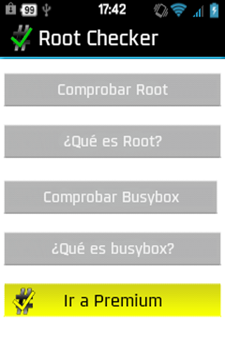 Root Checker Advanced