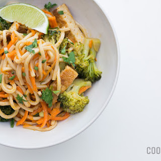 Sriracha Tofu Ramen Salad Recipe