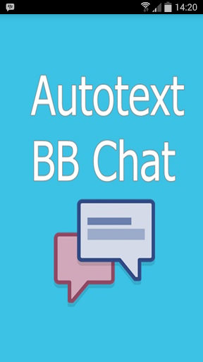 Auto Text BB Chat