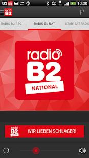 radio B2 - screenshot thumbnail