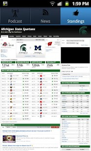 Michigan State Basketball - screenshot thumbnail