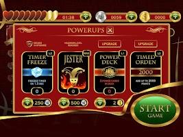 Screenshot of Towers: TriPeaks Solitaire
