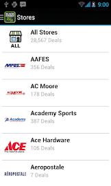 Black Friday Deal Finder Screenshot 2
