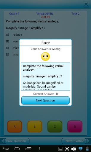 qvprep数学英语4级练习测试|玩教育App免費|玩APPs