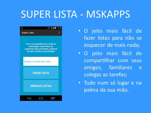 Super Lista