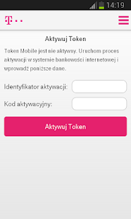 Token Mobile - screenshot thumbnail