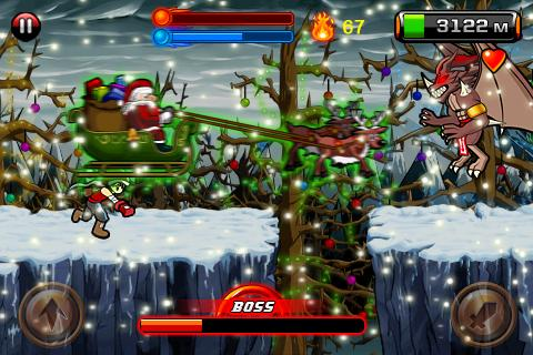 Devil Ninja (Xmas) - screenshot