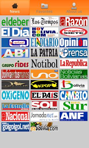 Bolivia Prensa Bolivian News