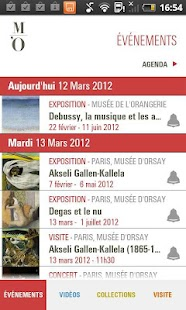 Museo de Orsay - screenshot thumbnail