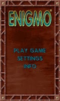 Screenshot of Enigmo