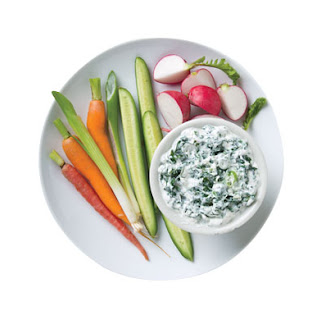 Minty Spinach Dip
