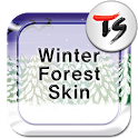Winter Forest for TS Keyboard icon