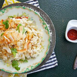 Coconut Crab Rice.