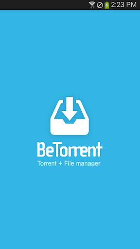 토렌트 + 파일탐색기 = BeTorrent 비토렌트