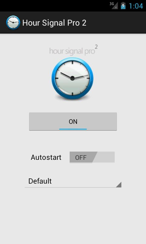 Hour Signal Pro 2 - screenshot