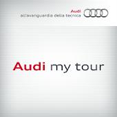 Audi my tour