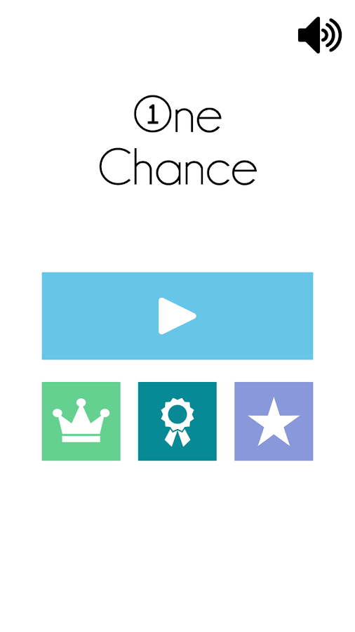 One Chance- screenshot