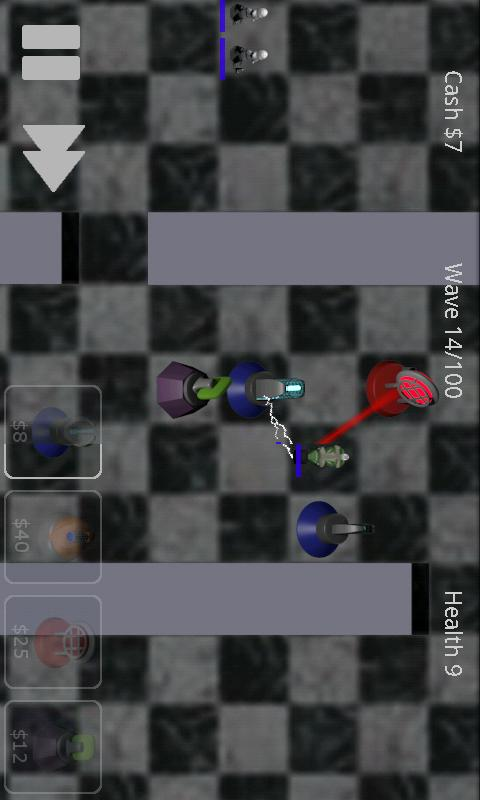 Bolt Defense - screenshot