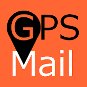 """Sending  location""  GPS Mail"