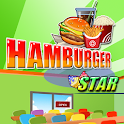 Hamburger Star icon