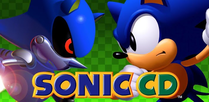 Sonic CD Lite APK 1.0.2 Download Android Full Free Mediafire