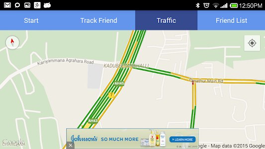 Real Time GPS Tracker -TrackOn screenshot 6