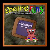 Spelling Fun 3