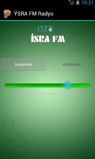 Ýsra türk radyo
