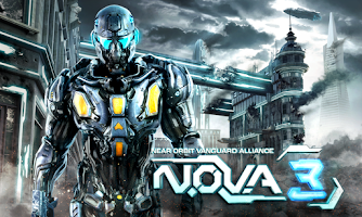 Screenshot of N.O.V.A. 3 - Near Orbit...