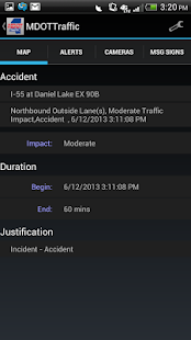 MDOTTraffic - screenshot thumbnail