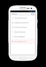 SidePlayer Screenshot 3
