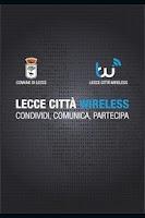 Screenshot of Lecce Città Wireless