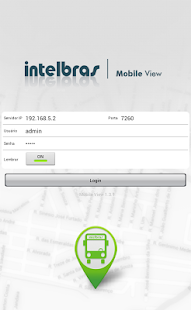 Intelbras Mobile View screenshot