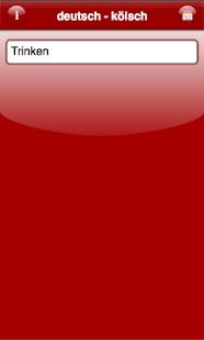 Das Kölsche Online-Wörterbuch - screenshot thumbnail
