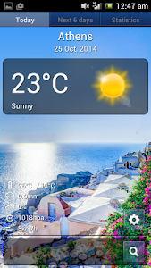 Weather Extra screenshot 1