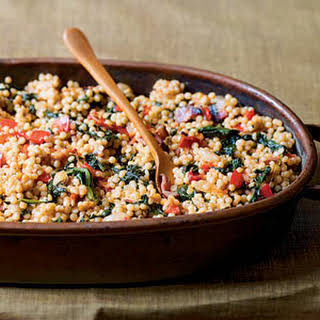 Couscous-and-Spinach Stuffing.